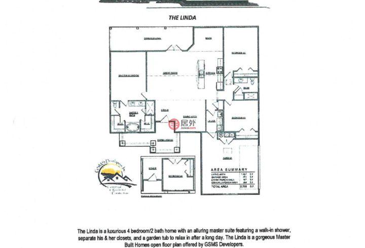 美国佛罗里达州莱克城的房产,编号54877731