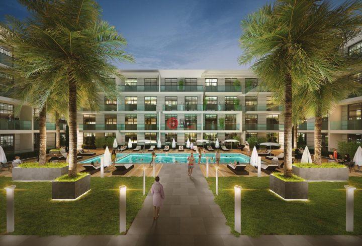 阿联酋迪拜迪拜的新建房产,编号58279064
