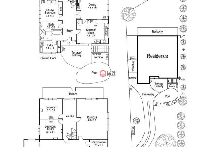 澳大利亚维多利亚州Brighton的房产,8 Miller Street,编号50045300