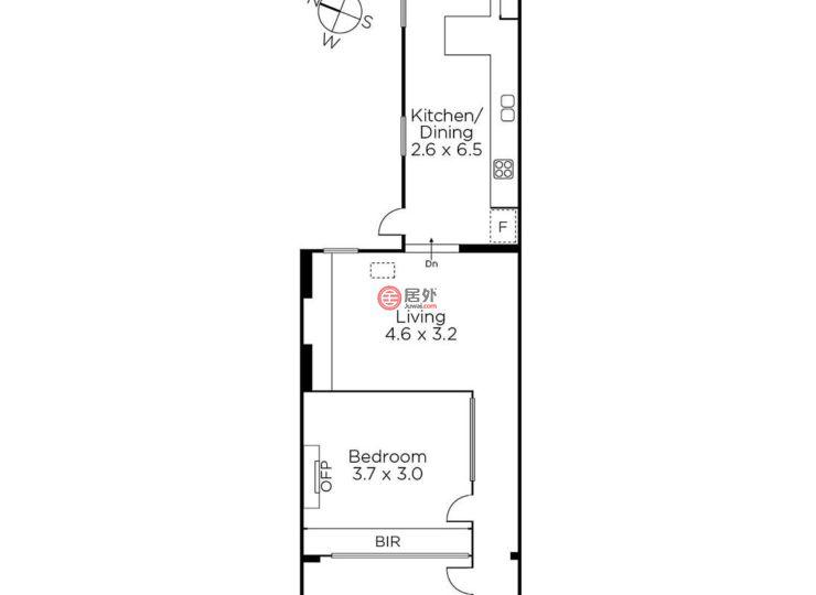 澳大利亚维多利亚州的房产,303 Moray Street,编号42713376